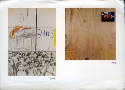Mini Retrospective of Works on Paper