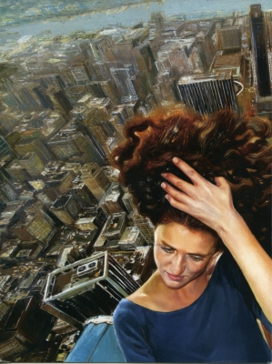 Yigal Ozeri - As Early as New York