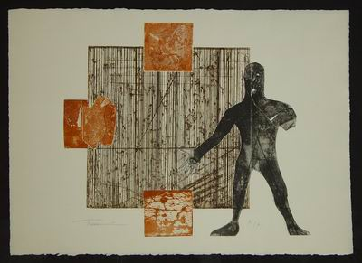 Tumarkin at the Workshop: Etchings and Artist Books