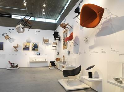 Permanent Exhibition: Design & Architecture