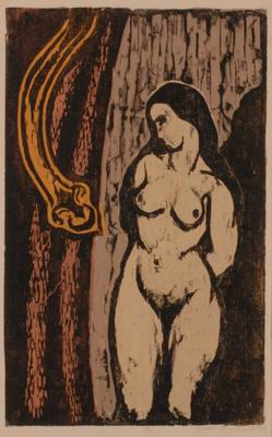 Eve and the Serpent