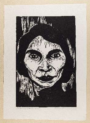 Marian Anderson (Commissioned by Dr. Leon Kolb, San Francisco)