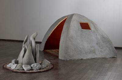 Untitled (Tent)