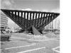 Construire of the Monument to the Holocaust, Tel Aviv-Yafo