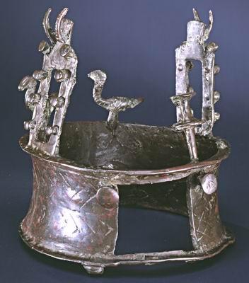 Image result for nahal mishmar crown
