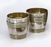 Double beaker for circumcision