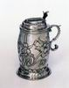 Tankard-shaped charity box
