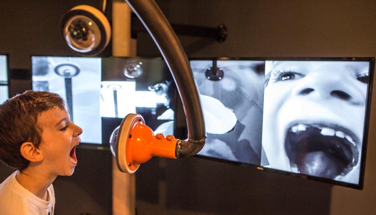 """מתוך תערוכת """"אני והסלפי שלי"""", מוזיאון תל-אביב לאמנות"""