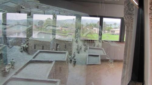"""תערוכת """"הבית הגדול – 2000 שנים של יצירה אנושית בגליל"""", בית יגאל אלון. צילום: מורן צלניק"""