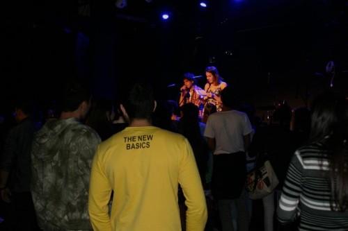 ערב הפתיחה של מועדון תכל'ס במועדון הביט בחיפה. צילום: צוות תכל'ס, בית הגפן