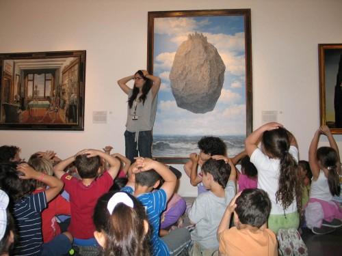 """בגלריה """"מפגשים מודרניים"""", מוזיאון ישראל, ירושלים. צילום: בני מאור"""