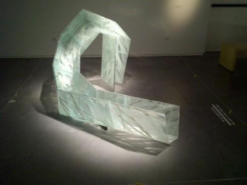 בונקר מזכוכית, אלדד שאלתיאל, 2010. צילום: אלדד שאלתיאל