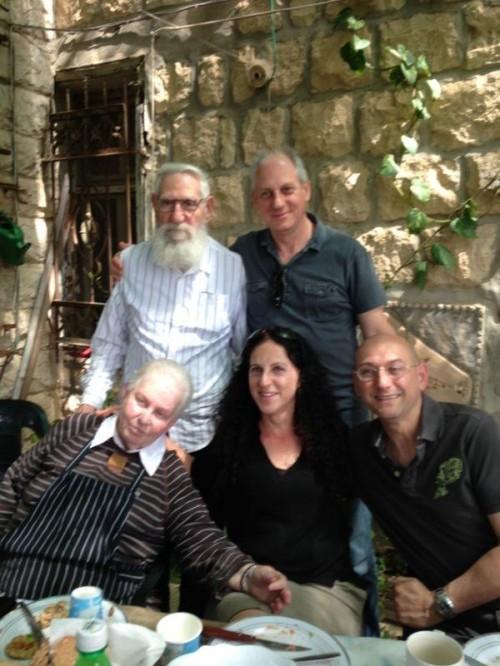 משפחת שאלתיאל. צילום: מירי שאלתיאל