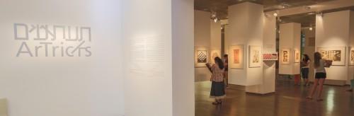 """התערוכה """"תעתועים"""", 2013. צילום: ברק אהרון, מוזיאון ישראל"""