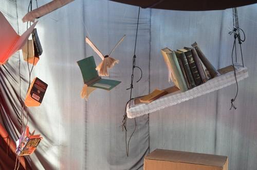 תנועת תרבות, מוזיאון נודד. צילום: זואי ברקן