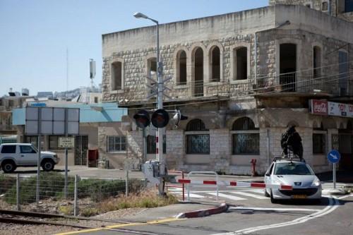 פורום זמני בשכונת אל-עתיקה, 2014. צילום: פורום-זמני