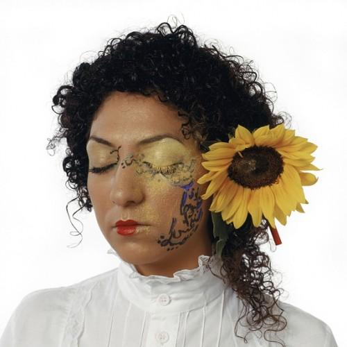 """אניסה אשקר, """"מחווה לוואן-גוך (הקטיף)"""", 2007"""
