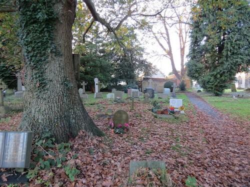 בית-הקברות בברמינגהם. צילום: מיכל טרן