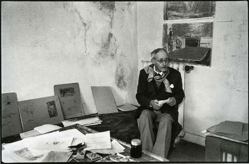 פייר בונאר, צילום: הנרי קרטיה-ברסון, 1944