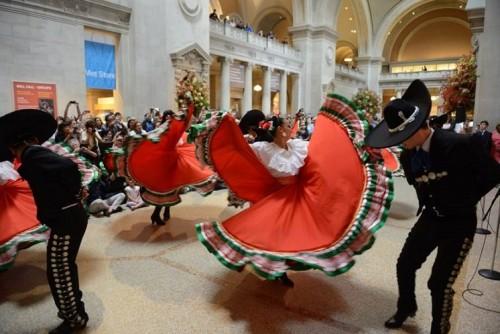 """""""פיאסטה!"""", חגיגת התרבות ההיספנית והלטינו-אמריקאית, אוקטובר 2013, מוזיאון המטרופוליטן, ניו-יורק"""