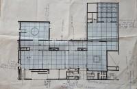 עפרי כנעני, דימוי מתוך הסדנה שנערכה למדריכים המשתתפים: תוכנית רצפה של הגלריה לאמנות מודרנית